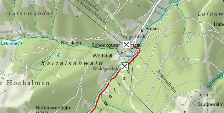 Bad Hofgastein Angertal Knappenwelt
