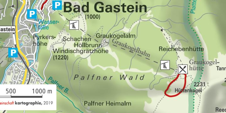 Zirbenzauberweg Bad Gastein