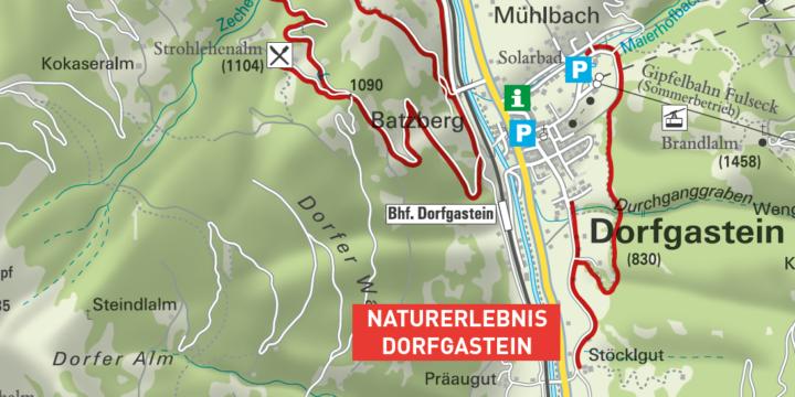 Naturerlebnis Dorfgastein