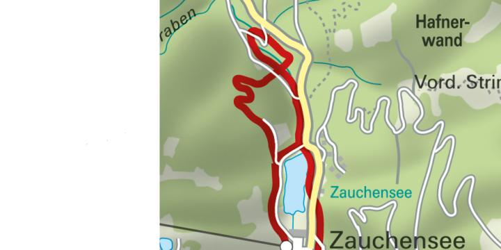 Mondpfad Zauchensee